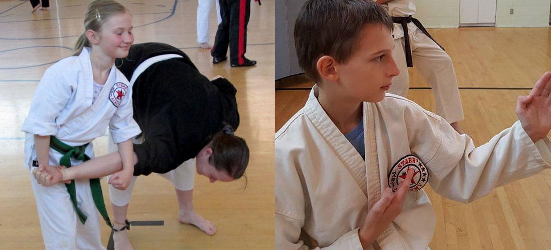 Junior Karate Program in Greenville NY