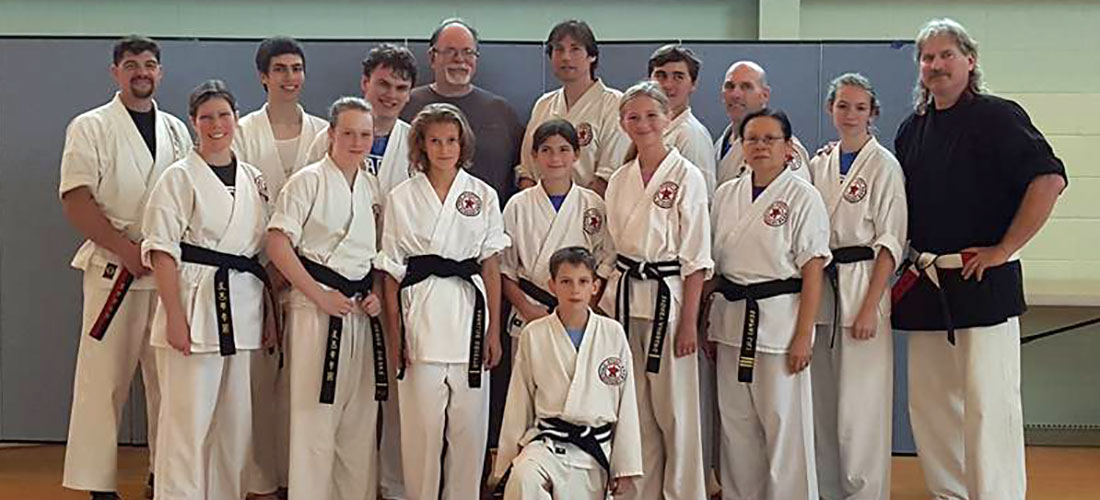 Greenville New York Karate Black Belt Ranks