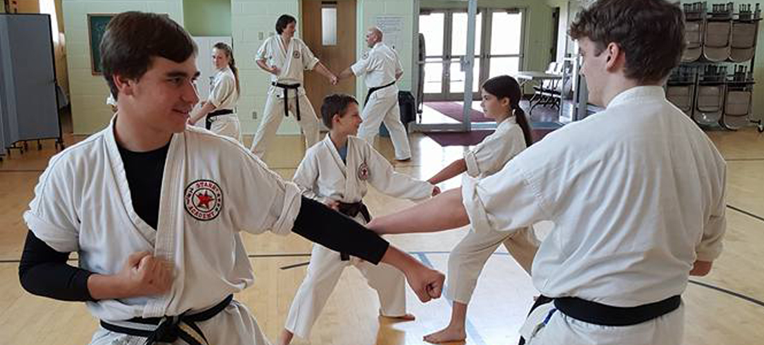 Teen and Adult Karate Programs in Greene County NY